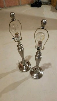 """27"""" Brushed Nickel lamps Guelph, N1L 1T4"""