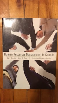 Canadian HR textbooks for students Markham, L6B 0H5