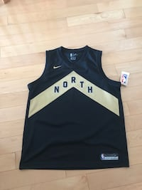 Raptors Jersey Kids XL also fits like a men's Medium Vaughan, L4H 2K8