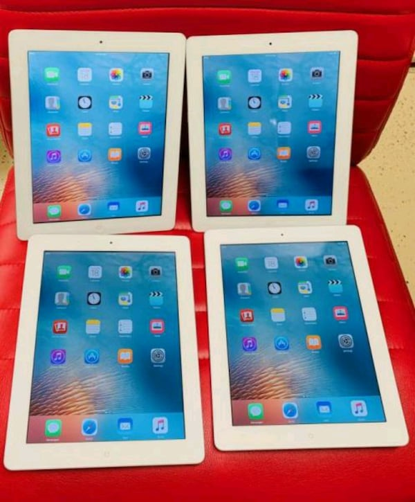 iPad 2 no passcode cracked glass easy fix bulk or singles. 5