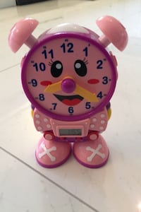 Tell Time Toy