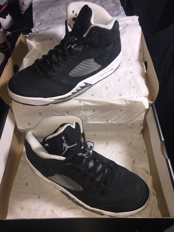 the latest 3ebb8 01e2f Jordan Oreo 5s