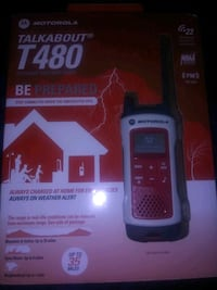 Talkabout t480 new New Bedford
