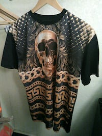 Golden Skull Shirt