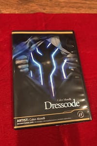 Dresscode [magic trick] by Calen Morelli (DVD ONLY) Leesburg, 20176