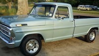 Ford - F-100 - 1971