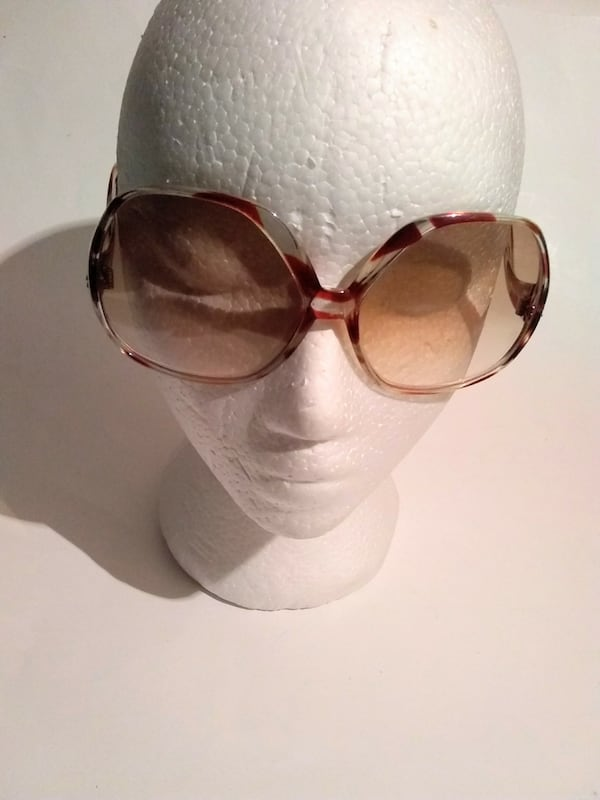 Vintage Oversized French Sunglasses 4a24bdd7-ad19-4f90-bf4b-df12a3aec294