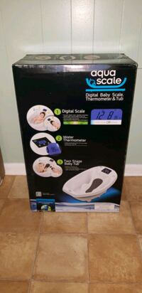 Aquascale Digital Scale & Thermometer 3-in-1 Overland Park, 66212
