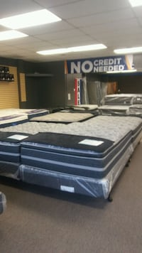 Big mattress blowout! New full size sets available now