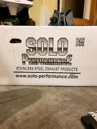 Solo Performance Axle Backs Louisville