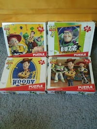 Toy Story 3 puzzles Virginia Beach, 23452