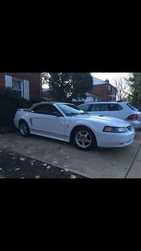 2001 Ford Mustang Silver Spring