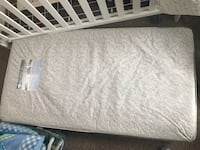 Sealy crib / toddler mattress ( paid 150$+tax)  Montréal, H8R 2M8