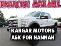 2015 Ford Super Duty F-350 SRW King Ranch Manassas