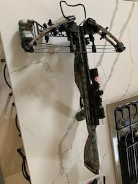 Parker ThunderHawk Crossbow for parts. $100 OBO. New cables addl cost Rockville, 20850