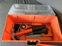 Home Depot 16-piece Tool Box   Owings Mills, 21117