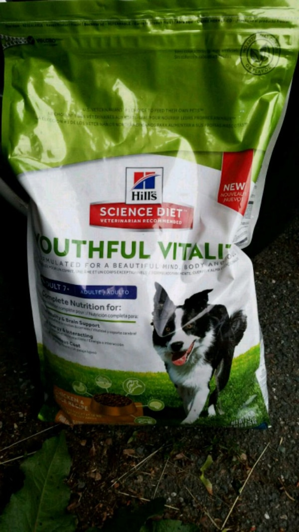 Hill's Science Diet (Dog) + Paw print Welcome Mat