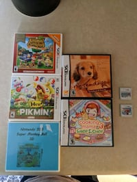 3DS/DS game lot