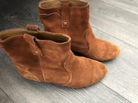 Clarks suede boots 7 Chicago, 60647