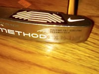 Nike Method MC-i1 putter RH Shepherdsville, 40165