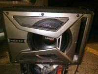 """12"""" SUBWOOFER AND BOX CHEAP Calgary, T2C 2C6"""