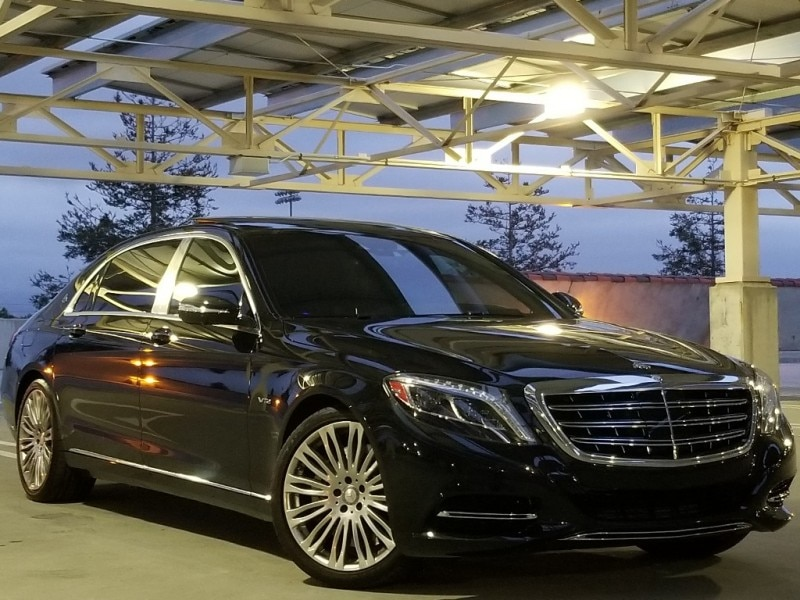 used 2016 mercedes benz s class 4dr sdn maybach s 600 rwd for sale rh us letgo com