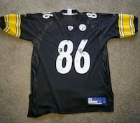 Steelers Hines Ward jersey large Damascus, 20872