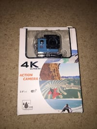 4K 60 fps Action Camera HD Quality