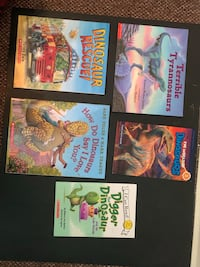 Children's dinosaur books Billings, 59101