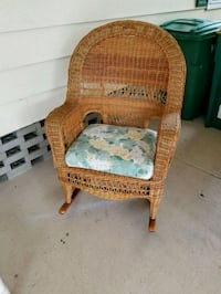 Wicker rocking chair naples  Naples, 34110