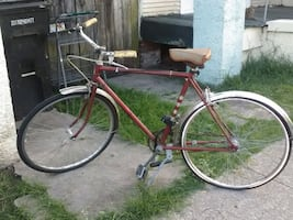 Men's Hercules vintage bike