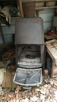 Fireplace, Viking, die cast Whitchurch-Stouffville