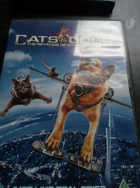 Cats and Dogs DVD case Wakefield, WF2
