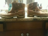 310 Motor Leather boots
