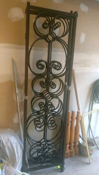 wrought iron room divider Toronto, M5V