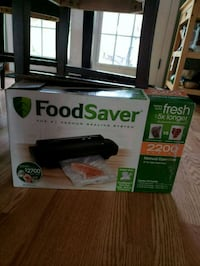 once used food saver Columbia, 21046
