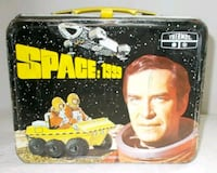 1975 Space:1999 Metal Lunch Box Shanksville, 15560