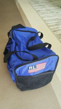RALPH LAUREN GYM BAG TOTE CARRY ON  Arlington Heights