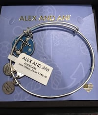 Alex and Ani anchor bracelet Silver Spring, 20904