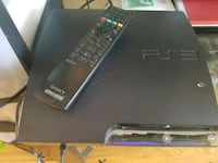 Playstation 3 PS3 149GB works but doesn't read dis Chicago, 60652