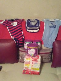 toddler's assorted clothes Brownsville