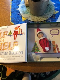 Elf on the Shelf Attleboro, 02703