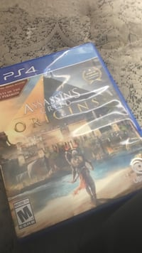 Sony ps4  assassins creed game  Tampa, 33604