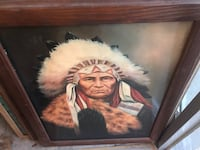 OVER 30 Large Native Indian Prints & Statues!!!! Chattanooga, 37411