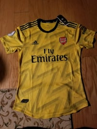 AUTHENTIC Mens Med. ARSENAL Adidas Away PLAYER EDITION Jersey 2019/20. Nottingham, 21236