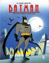 El gran libro de Batman Madrid, 28020