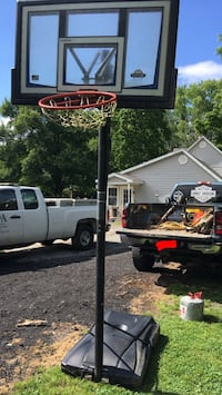 Basketball hoop Greensboro, 21639