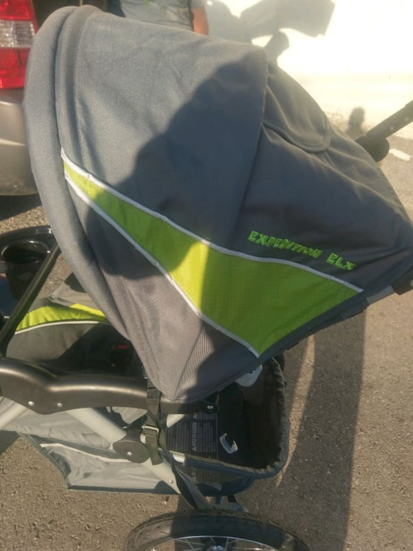 Baby Trend Expedition ELX 951367f9-c871-412c-ab61-96010f548664