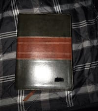 Leather ESV Study Bible  526 mi