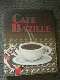 Cafe Bazille book Prince George, V2M 4P3
